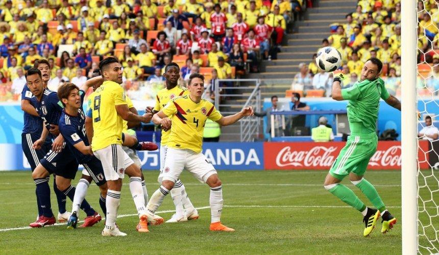 ข่าว โคลอมเบีย 1-2 ญี่ปุ่น
