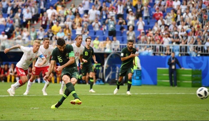 ข่าว เดนมาร์ก 1-1 ออสเตรเลีย