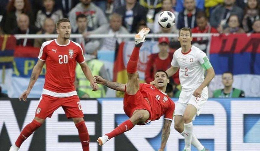 ข่าว เซอร์เบีย 1-2 สวิตเซอร์แลนด์