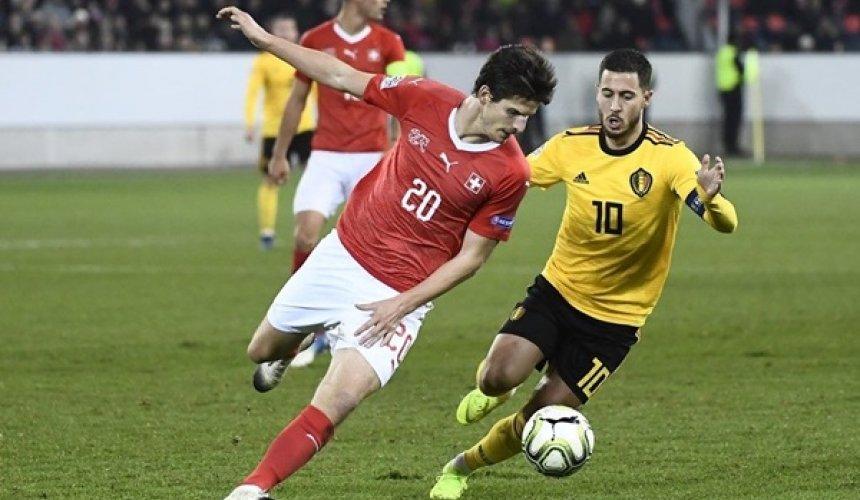 ข่าว สวิตเซอร์แลนด์ 5-2 เบลเยียม
