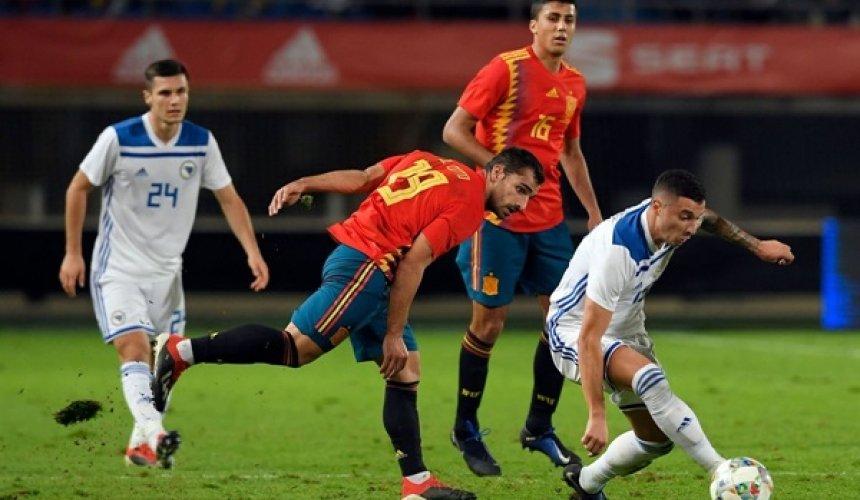 ข่าว สเปน 1-0 บอสเนีย เฮอร์เซโกวีนา