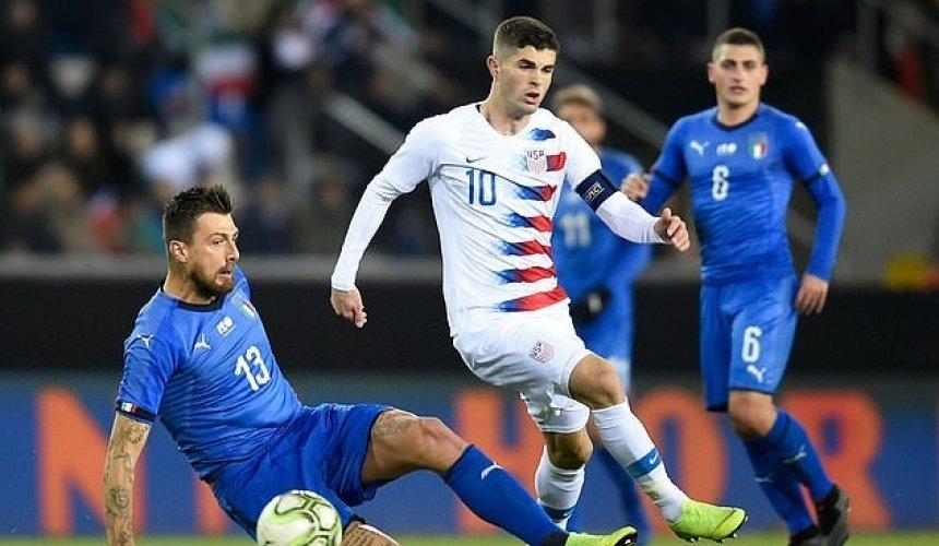 ข่าว อิตาลี 1-0 สหรัฐอเมริกา