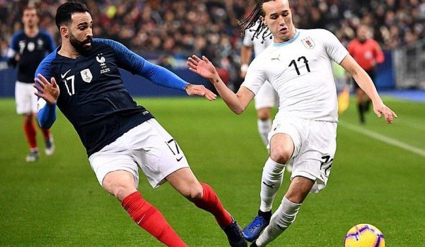 ข่าว ฝรั่งเศส 1-0 อุรุกวัย