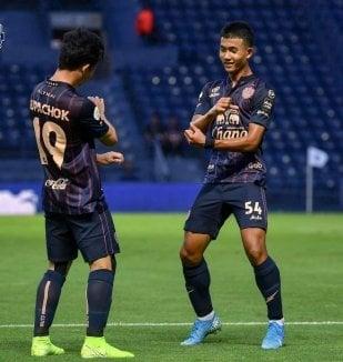 อ่าน ข่าว บุรีรัมย์ ยูไนเต็ด 6-0 ราชบุรี มิตรผล เอฟซี