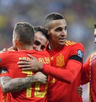 อ่าน ข่าว โรมาเนีย 1-2 สเปน
