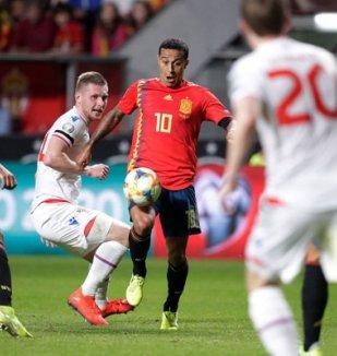 อ่าน ข่าว สเปน 4-0 หมู่เกาะแฟโร