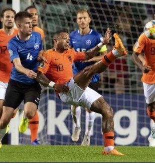 อ่าน ข่าว เอสโตเนีย 0-4 เนเธอร์แลนด์