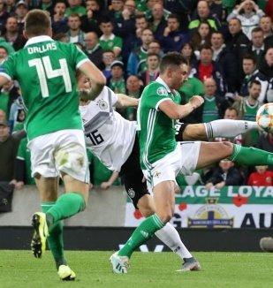 อ่าน ข่าว ไอร์แลนด์เหนือ 0-2 เยอรมัน