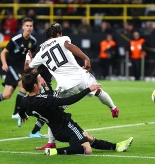 อ่าน ข่าว เยอรมัน 2-2 อาร์เจนตินา