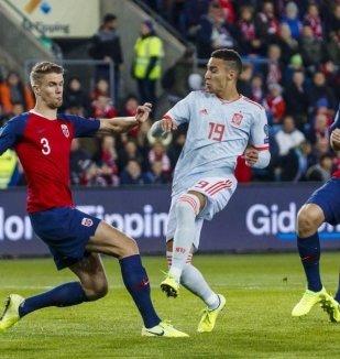 อ่าน ข่าว นอร์เวย์ 1-1 สเปน