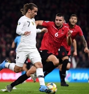 อ่าน ข่าว แอลเบเนีย 0-2 ฝรั่งเศส