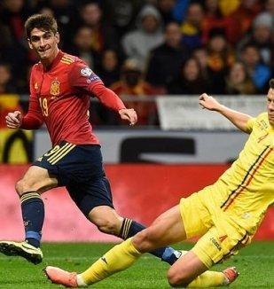 อ่าน ข่าว สเปน 5-0 โรมาเนีย