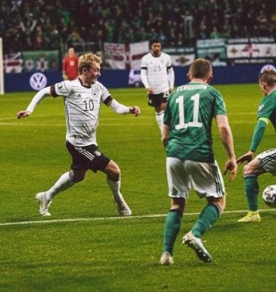 อ่าน ข่าว เยอรมัน 6-1 ไอร์แลนด์เหนือ