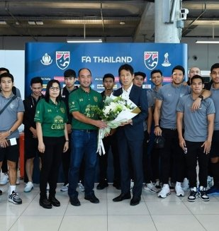 อ่าน ข่าว นิชิโนะ ขอโทษแฟนบอลไทยหลังช้างศึกบุกเจ๊าเ...