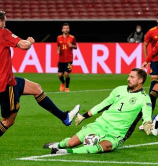 อ่าน ข่าว เยอรมัน 1-1 สเปน