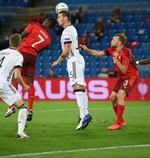 อ่าน ข่าว สวิตเซอร์แลนด์ 1-1 เยอรมัน