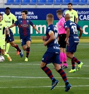 อ่าน ข่าว ฮูเอสก้า 0-0 แอตเลติโก มาดริด
