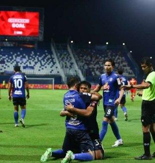 อ่าน ข่าว บีจี ปทุม ยูไนเต็ด 2-1 ระยอง เอฟซี