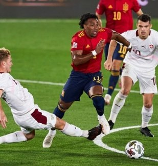 อ่าน ข่าว สเปน 1-0 สวิตเซอร์แลนด์