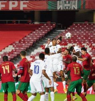 อ่าน ข่าว โปรตุเกส 0-1 ฝรั่งเศส