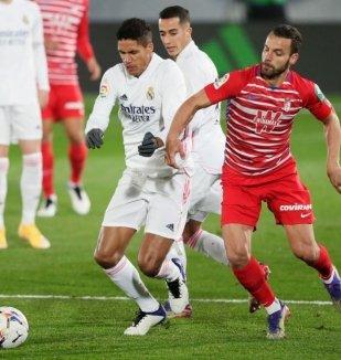 อ่าน ข่าว เรอัล มาดริด 2-0 กรานาดา ซีเอฟ