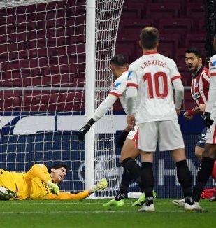 อ่าน ข่าว แอตเลติโก มาดริด 2-0 เซบีย่า