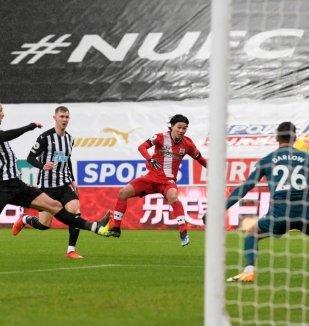 อ่าน ข่าว นิวคาสเซิ่ล ยูไนเต็ด 3-2 เซาแธมป์ตัน