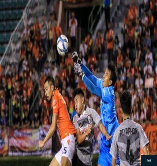 อ่าน ข่าว ราชบุรี มิตรผล เอฟซี 0-1 เชียงราย ยูไนเต็ด
