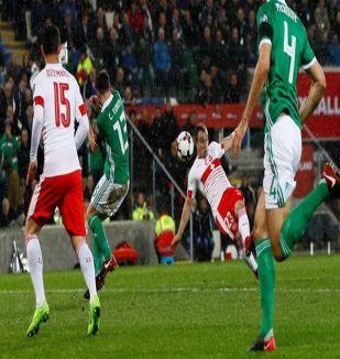อ่าน ข่าว ไอร์แลนด์เหนือ 0-1 สวิตเซอร์แลนด์
