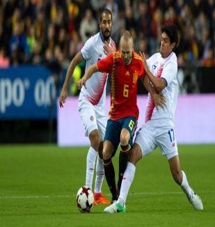 อ่าน ข่าว สเปน 5-0 คอสตาริกา
