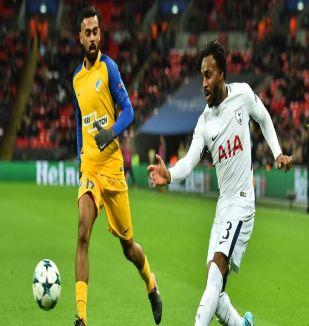 อ่าน ข่าว สเปอร์ส 3-0 อาโปเอล เอฟซี