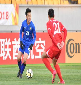 อ่าน ข่าว เกาหลีเหนือ 1-0 ไทย