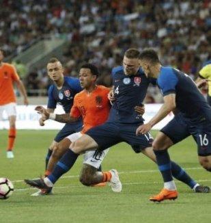 อ่าน ข่าว สโลวาเกีย 1-1 เนเธอร์แลนด์