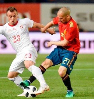 อ่าน ข่าว สเปน 1-1 สวิตเซอร์แลนด์