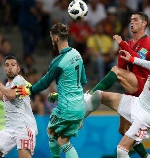 อ่าน ข่าว ตัดเกรด ! คะแนนผู้เล่น สเปน หลังเสมอ โปรตุเ...