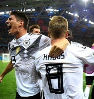อ่าน ข่าว เยอรมัน 2-1 สวีเดน