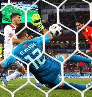 อ่าน ข่าว ตัดเกรด ! คะแนนผู้เล่น สเปน หลังเสมอ โมร็อก...
