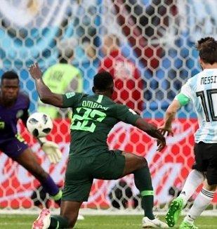อ่าน ข่าว ไนจีเรีย 1-2 อาร์เจนตินา
