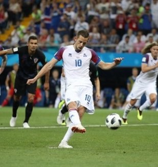 อ่าน ข่าว ไอซ์แลนด์ 1-2 โครเอเชีย