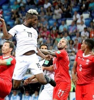 อ่าน ข่าว สวิตเซอร์แลนด์ 2-2 คอสตาริกา