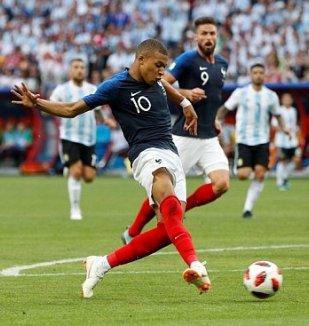 อ่าน ข่าว ฝรั่งเศส 4-3 อาร์เจนตินา