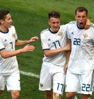 อ่าน ข่าว รัสเซีย 1-1 (4-3) สเปน