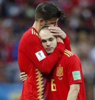 อ่าน ข่าว ตัดเกรด ! คะแนนผู้เล่น สเปน หลังพ่ายจุดโทษ ...