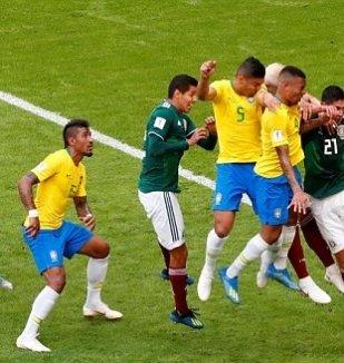 อ่าน ข่าว บราซิล 2-0 เม็กซิโก