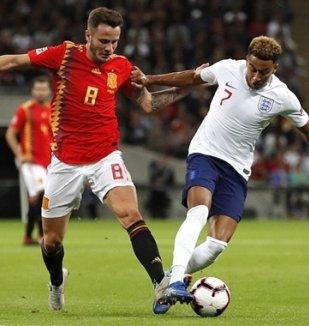 อ่าน ข่าว อังกฤษ 1-2 สเปน