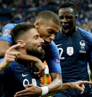 อ่าน ข่าว ตัดเกรด ! คะแนนผู้เล่น ฝรั่งเศส หลังชนะ เนเ...