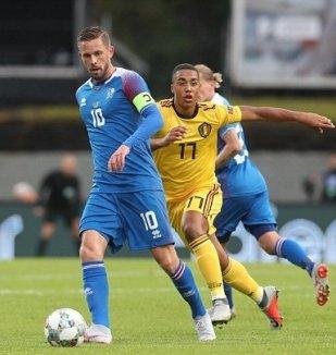 อ่าน ข่าว ไอซ์แลนด์ 0-3 เบลเยียม