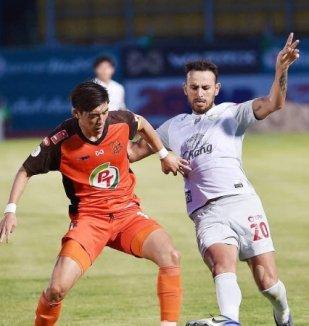 อ่าน ข่าว พีที ประจวบ เอฟซี 0-0 ชลบุรี เอฟซี