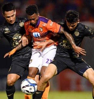 อ่าน ข่าว ราชบุรี มิตรผล เอฟซี 0-1 บุรีรัมย์ ยูไนเต็ด