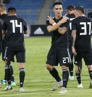 อ่าน ข่าว อิรัก 0-4 อาร์เจนตินา